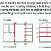 Close fire rated penetrations / openings