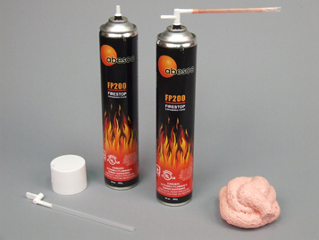 Fp200 Fire Rated Expanding Foam Abesco Usa Fire Rated